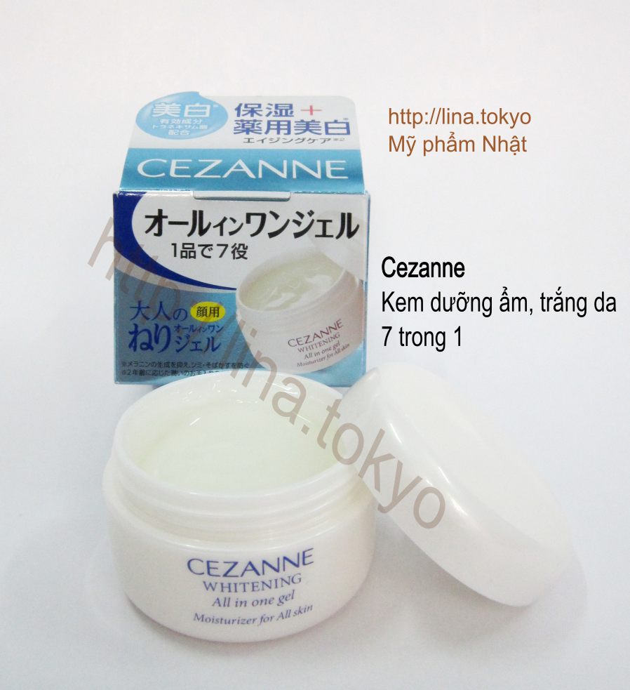 C2031 Whitening Gel (Medicated)