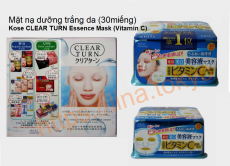 N30006- Kose Clear turn mask 30ps