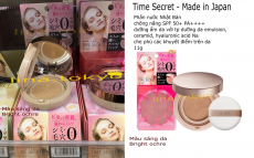 TS7001-Time secret Cushion bright ochre