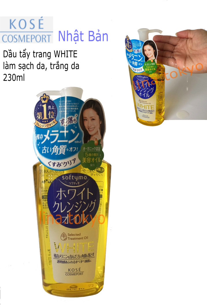 Ks5010-Cleansing oil White