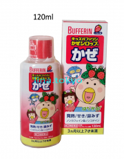 N30018 - Kid Bufferin cold syrup