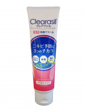 N30050- Clearasil- cleansing foam 120g Mild