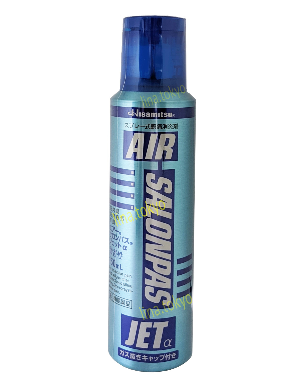 N30114- Air salonpas jet 150ml