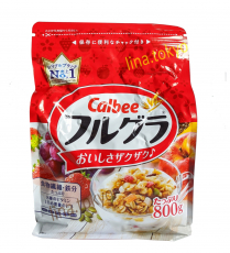 T2018- Calbbe fruit 800g
