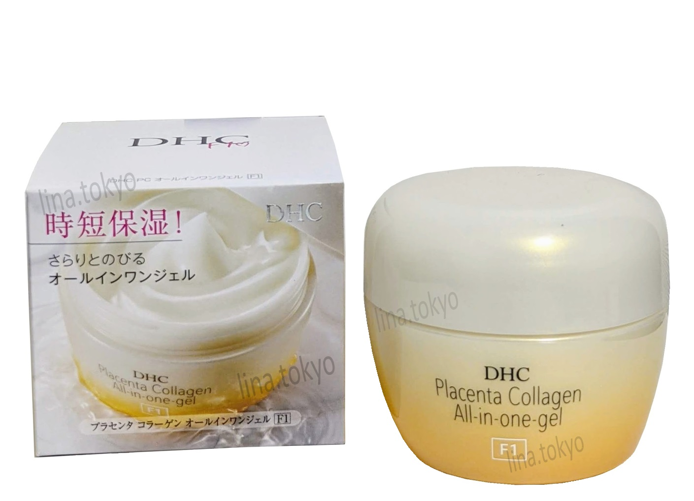 D1454- DHC Placenta Collagen All in one gel 100g